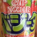 CUP NOODLE べジータ(カップ麺)